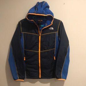 The North Face sz kids Lg 14/16 Hoodie jacket